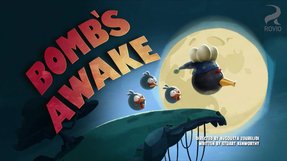 Angry Birds Toons Bomb's Awake