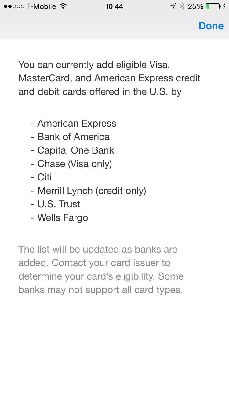 Apple Pay Setup 3