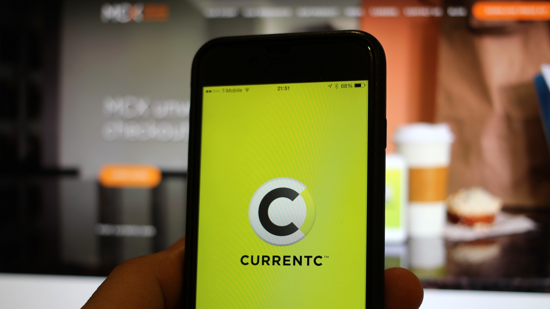 CurrentC Mobile App