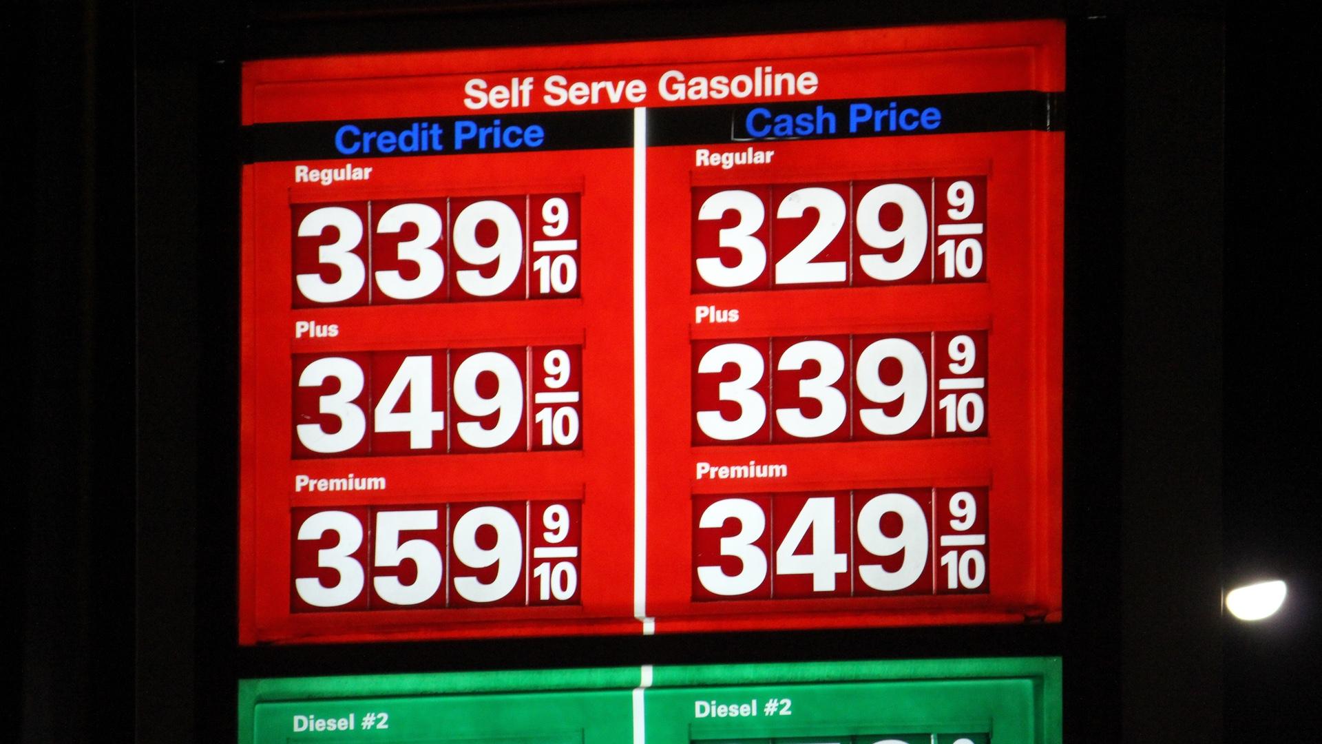 Gas Price 20141026 76 3299