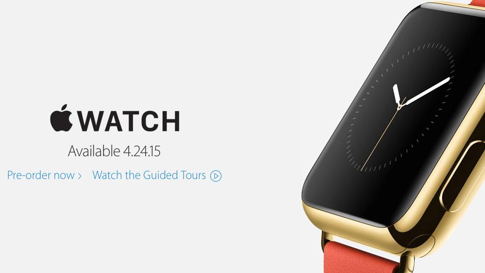 Apple Watch 20150424