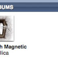 "Metallica: ""Death Magnetic"" Reigns Over The iTunes Store"