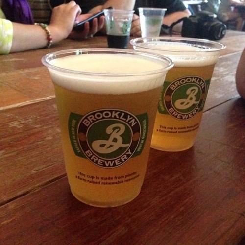 Sorachi Ace - tasty tasty tayyyyystyyy. @brooklynbrewery  #drinkandspoon #craftbeer #instabeer #beer #beerporn