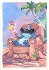 Stitch - La Cool Attitude