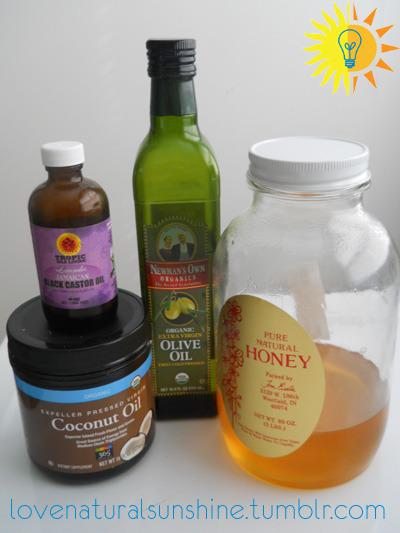 Avocado Deep Conditioner Recipe Love Natural Sunshine