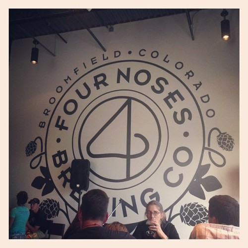 Best new brewery in town @4nosebrewing #drinkandspoon #drink #beer #beerporn #brewery #beerstagram #craftbeer #craftbeercommunity