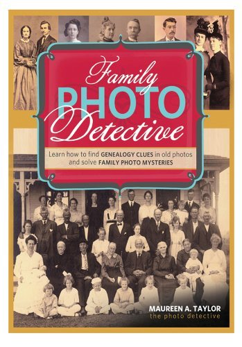 The Photo Detective cover