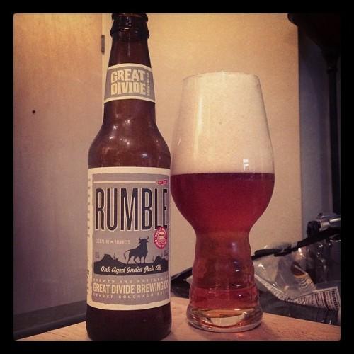 Drinking it and cooking with it. Cheers to all!  #drinkandspoon #beer #beerporn #beerstagram #instabeer #cheers #craftbeer #denver #colorado @greatdividebrew