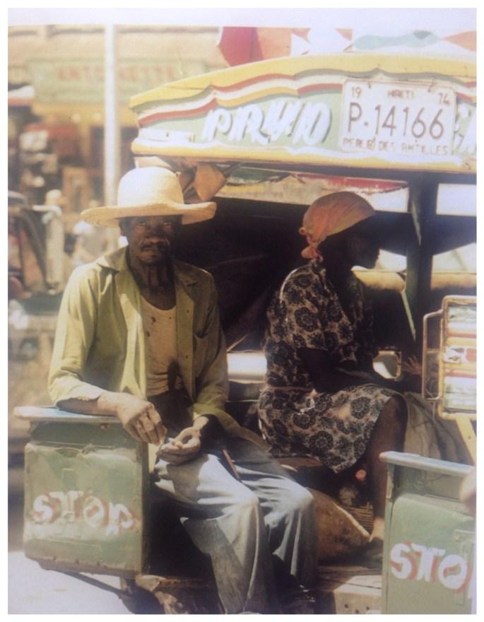 Port-au-Prince, Haiti c.1975