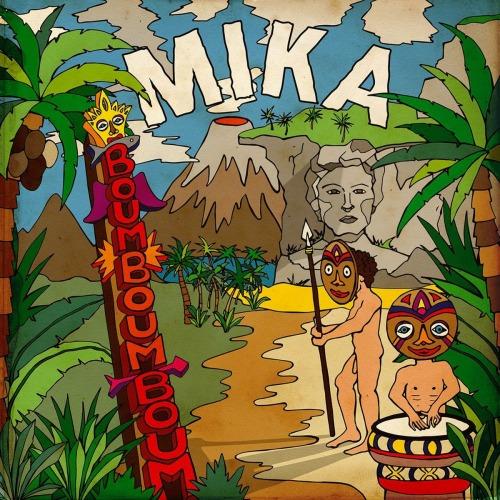 Mika - Boum Boum Boum Artwork