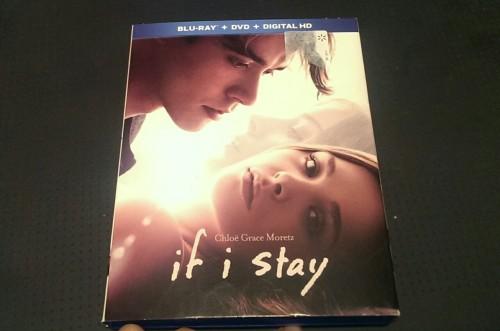 If I Stay Blu-Ray