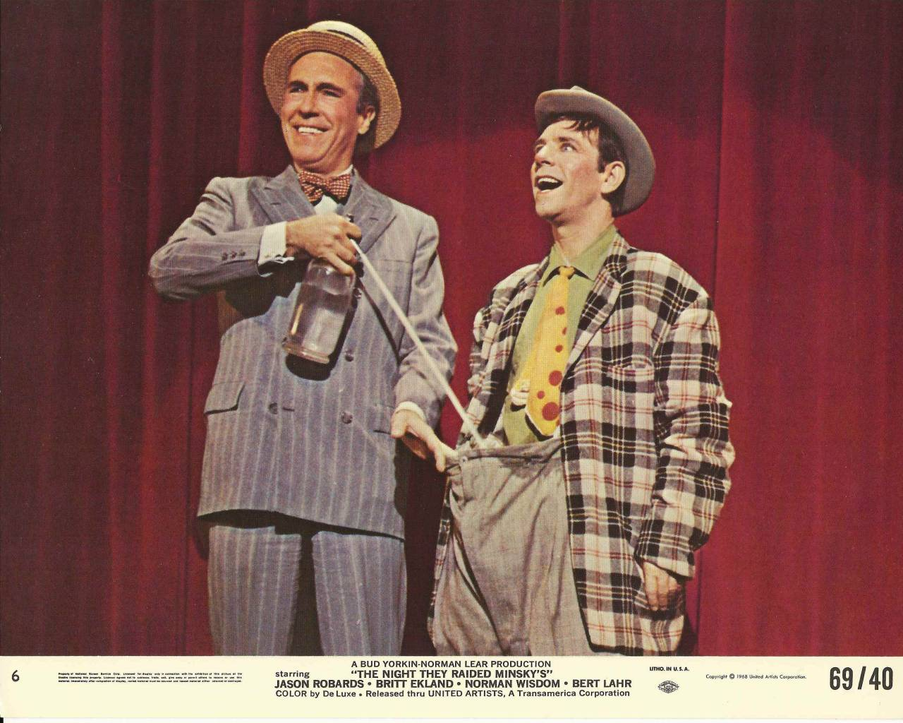 Watch Or Stream The Norman Wisdom Show Full Movie