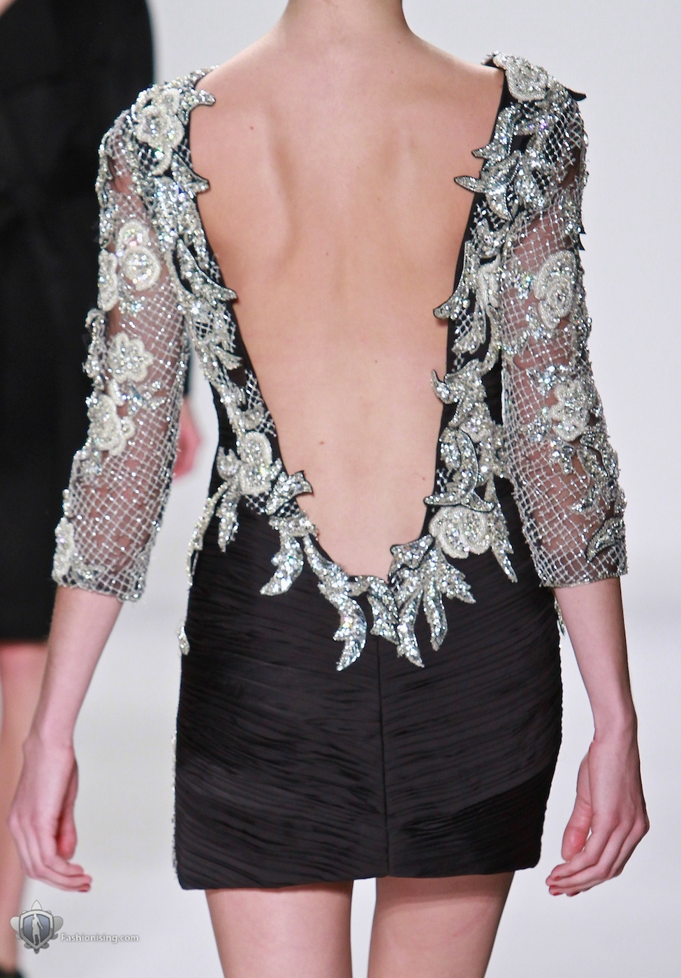 velvetrunway:  Farah Angsana f/w 11 posted by fashiondestruction