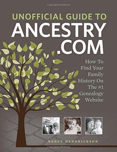 Unofficial Guide to Ancestry cover