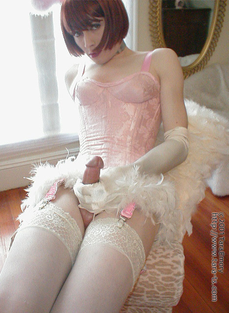 feminine crossdresser porn