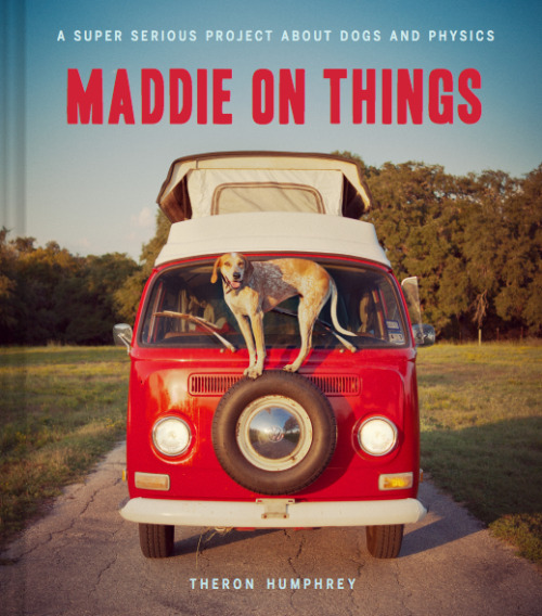 Well dang! That pretty girl named Maddie is up for preorder over on Amazon