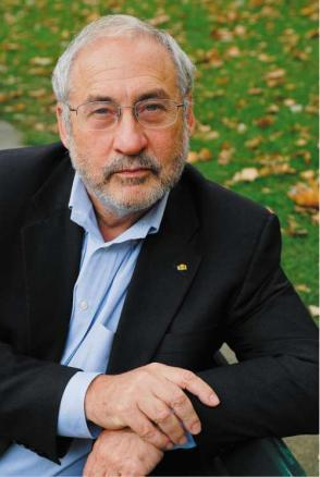 Image result for joseph e. stiglitz