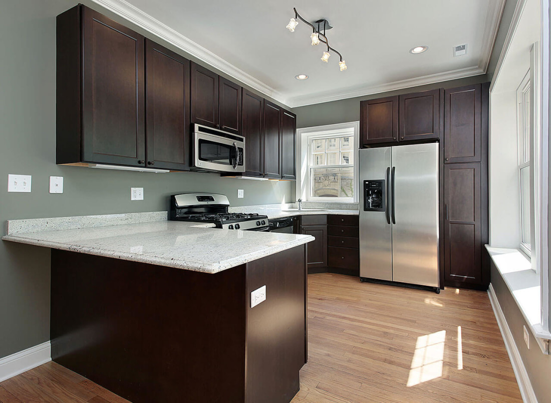 Kitchen Design Gallery - Great Lakes Granite & Marble on Kitchens With Black Granite Countertops  id=76178