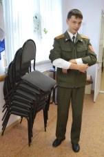 Генерал генеральной уборки.