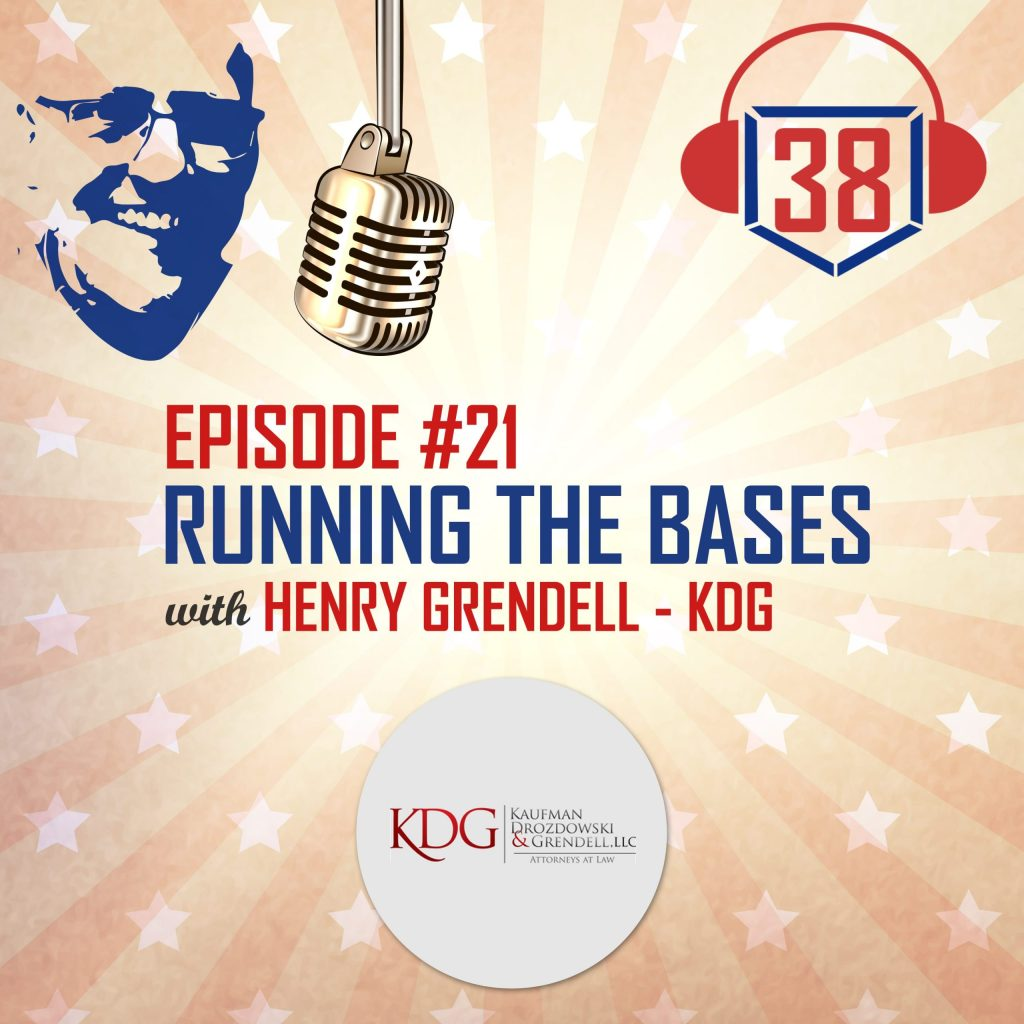 Running the bases with Henry Grendell