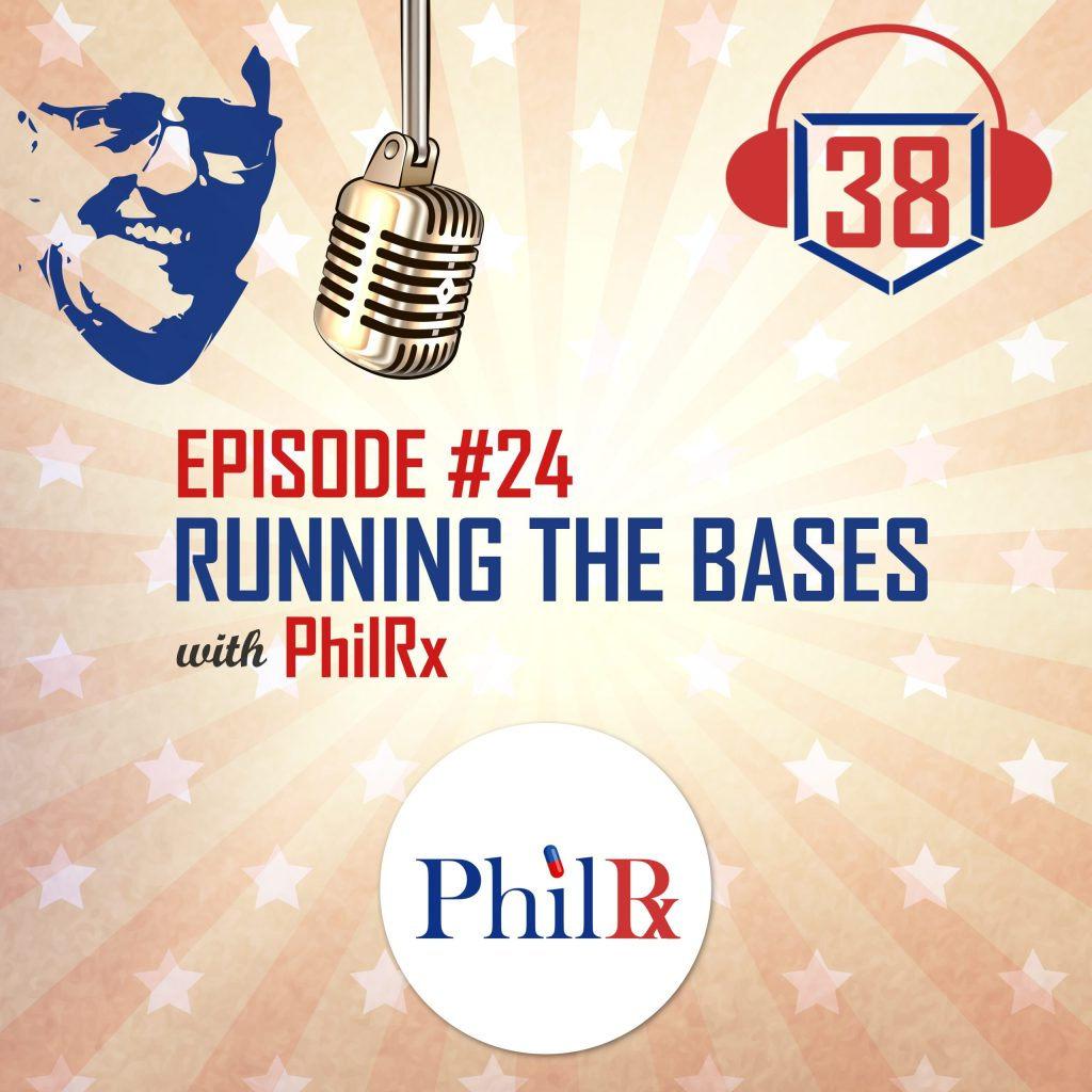 running the bases with PhilRx