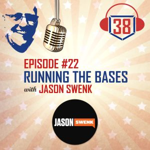 running the bases with small businesses and Jason Swenk