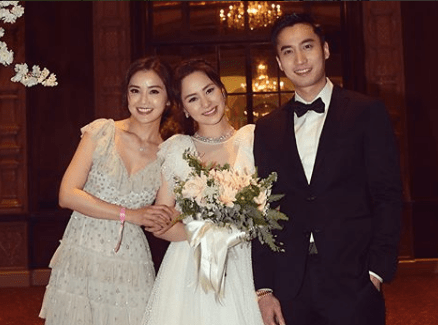 Gillian Chung Finally Applied for Marriage Certificate, Reveals Age Difference between Michael Lai