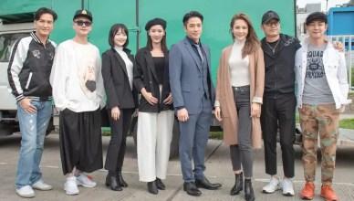 Shaw Brothers Flying Tiger II Sequel Kenneth Ma Bosco Wong Jennifer Yu Ron Ng Kelly Cheung Michael Miu Oscar Leung