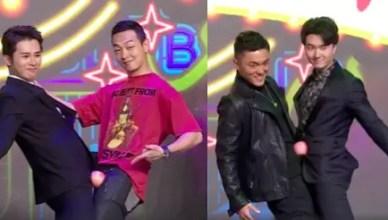 TVB Youku Hong Kong Series Carnival Mat Yeung Vincent Wong Matthew Ho Oscar Leung Apple Games