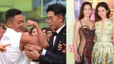 Owen Cheung Crystal Fung Louisa Mak 2019 TVB Anniversary Gala