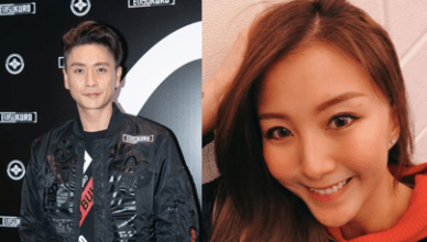 Bosco Wong Not Ready to Start a Family Yet, Rose Chan