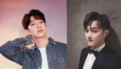 """Lai Kuan Lin and Xu Kai Get Up Close and Personal on """"Happy Camp"""""""