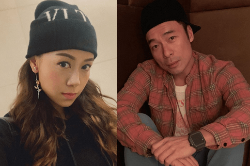 Andy Hui and Jacqueline Wong Caught Being Intimate in Taxi Cab