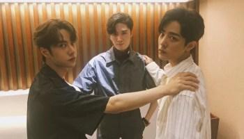 Wang Yibo Complains about Xiao Zhan Bullying Him While Filming