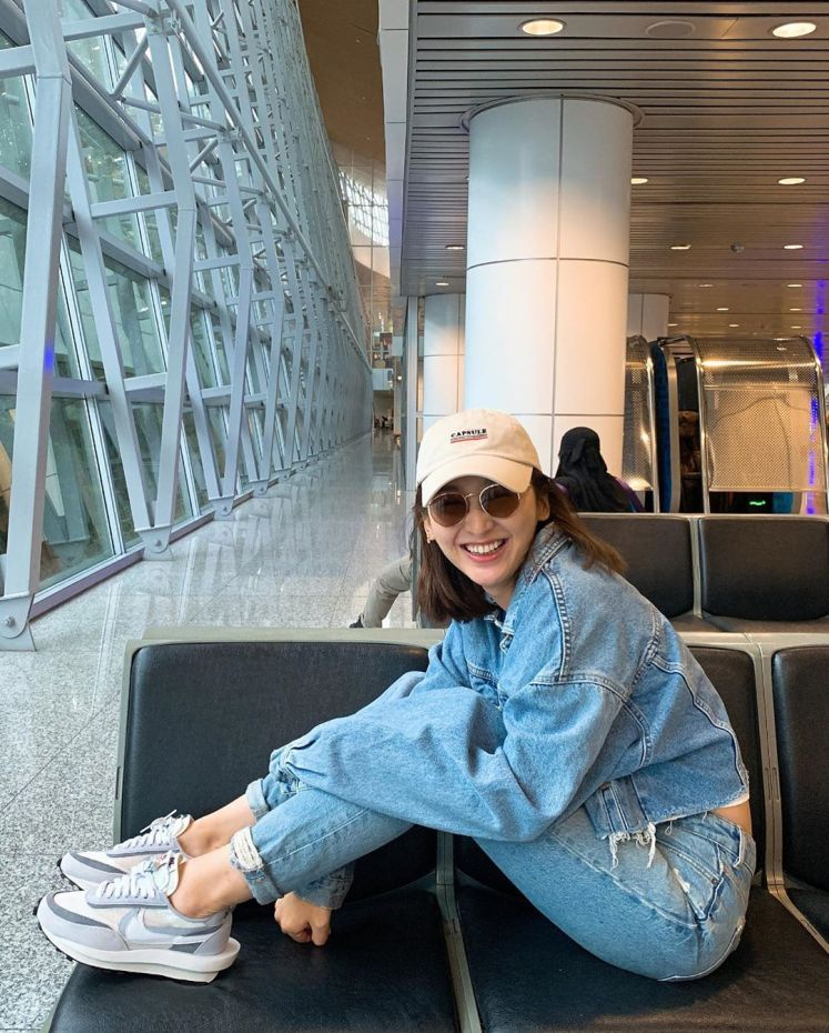Samm Ko Ling Claps Back at Netizens for Saying She was Uncivilized Over One Picture