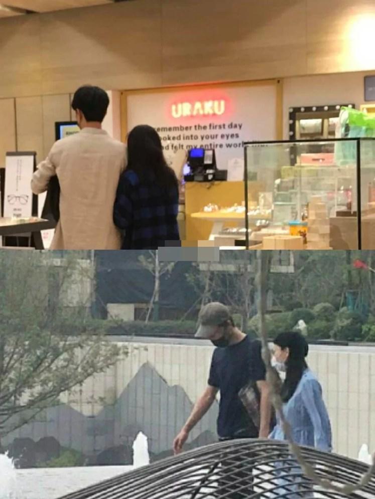 """""""Le Coup de Foudre"""" Co-stars, Zhang Yujian and Wu Qian, Rumored to be Dating"""
