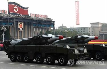 Image result for north korea mobile icbm