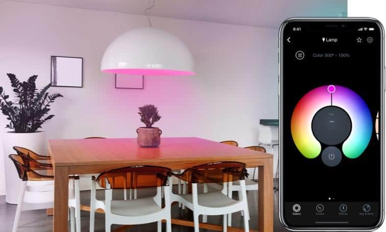 Improve Baby Monitor Night Vision: Instantly! lifx-color