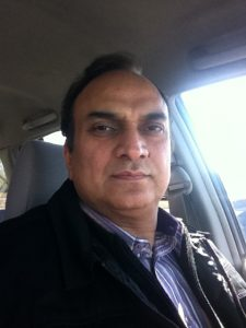 A picture of Unit 2 BT candidate Waseem Malik.