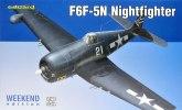 Eduard 1-48 Grumman F6F-5N Nightfighter week-end edition