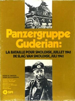 SPI Panzergruppe Guderian