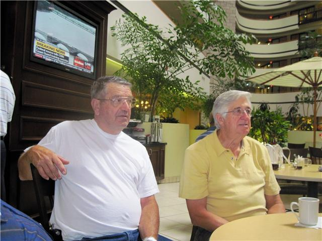 CHARLIE BUTTS AND DON WYATT 2009