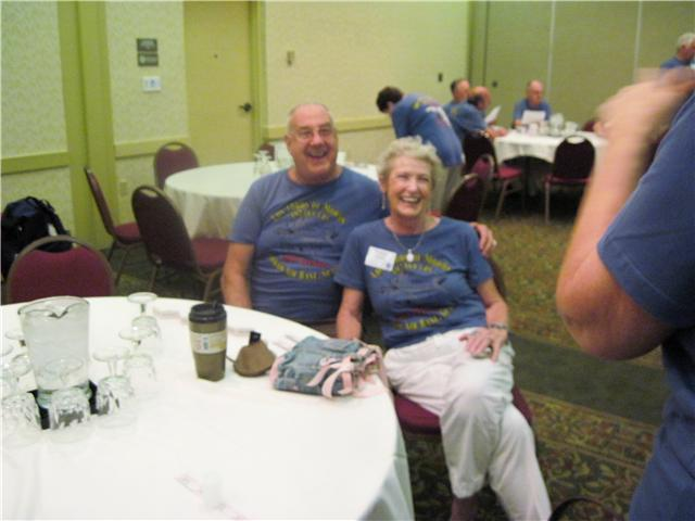 JIM AND EUNICE HESTER 2009