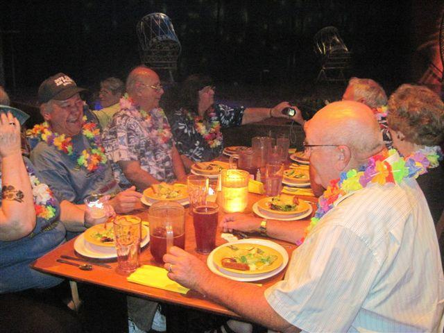 SEA WORLD LUAU 2009