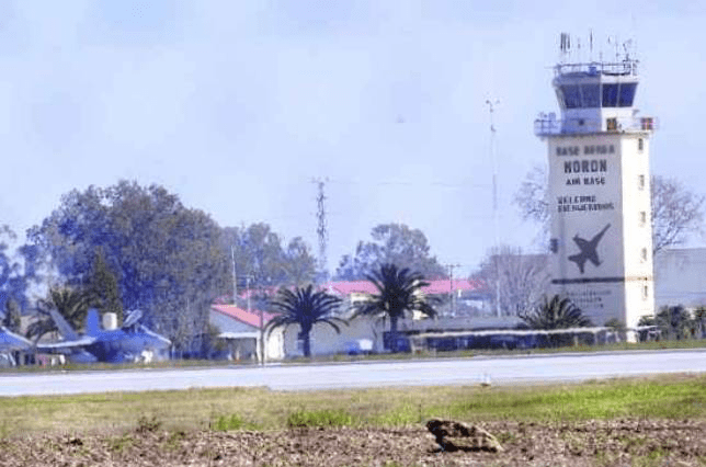 The Aircraft Control Tower