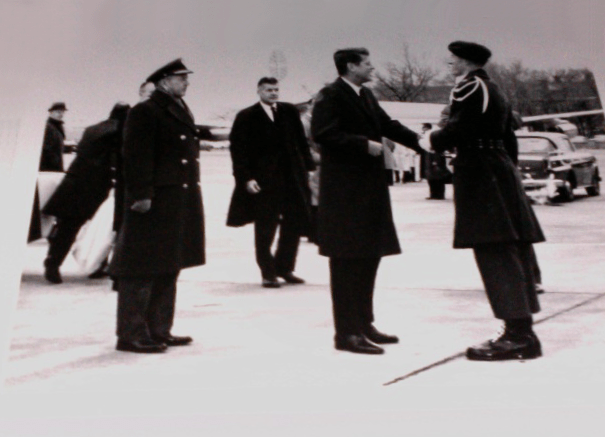 BIOs 2lt moore EDIT shaking hands with president kennedy