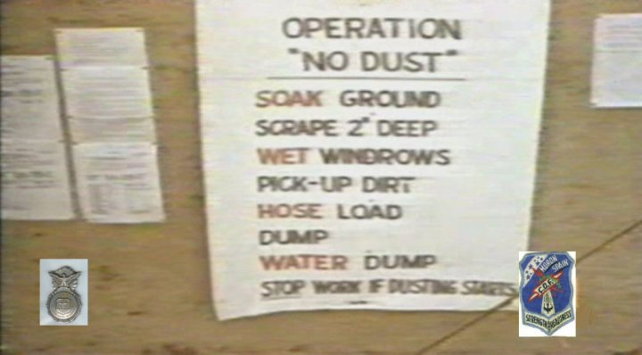 Operation no dust
