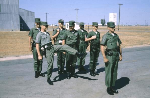 Termination Apr '65 Ssgt Wm Miller, Flight Commander Edit