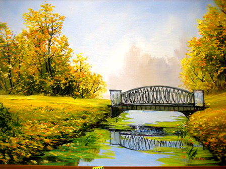Мост.Работа Анатолия Резчикова