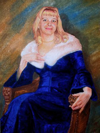 Портрет женский